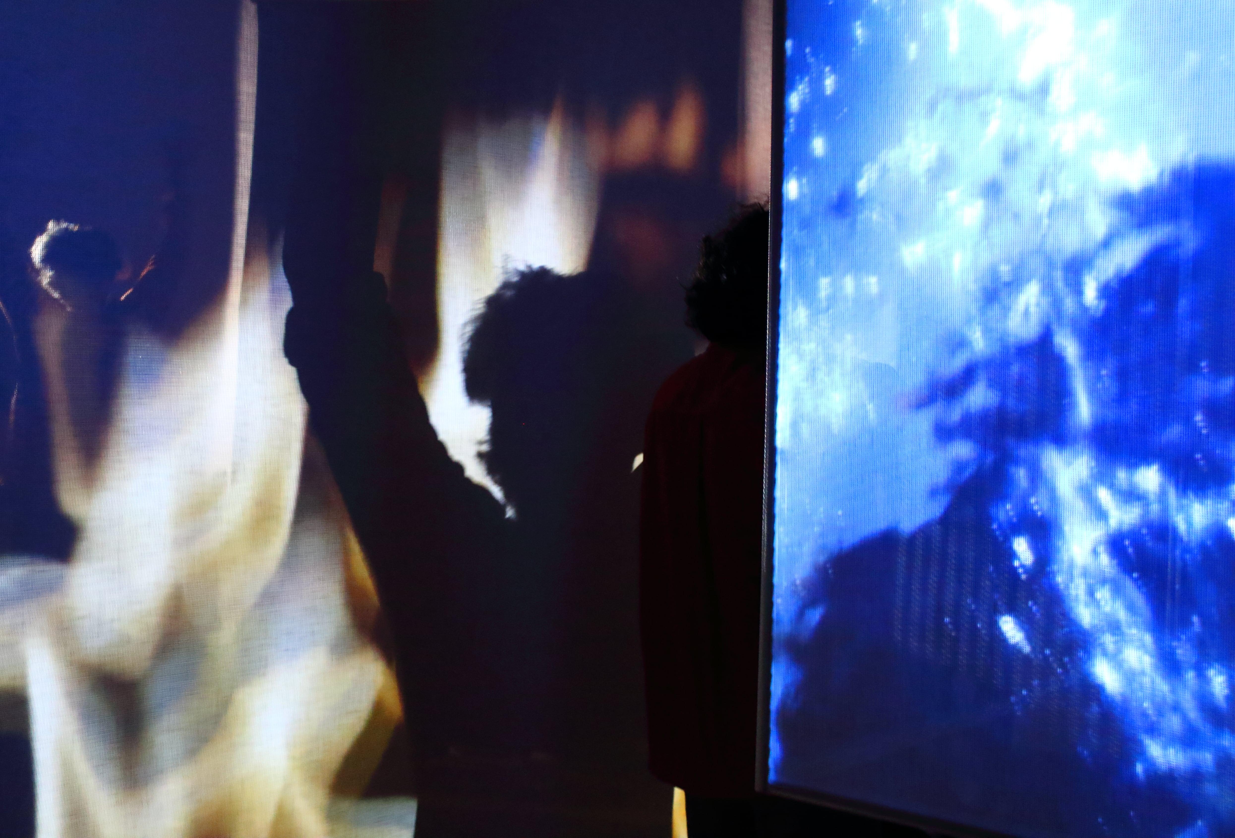 Tránsitos/21: De cyborgs y realidad virtual en el arte