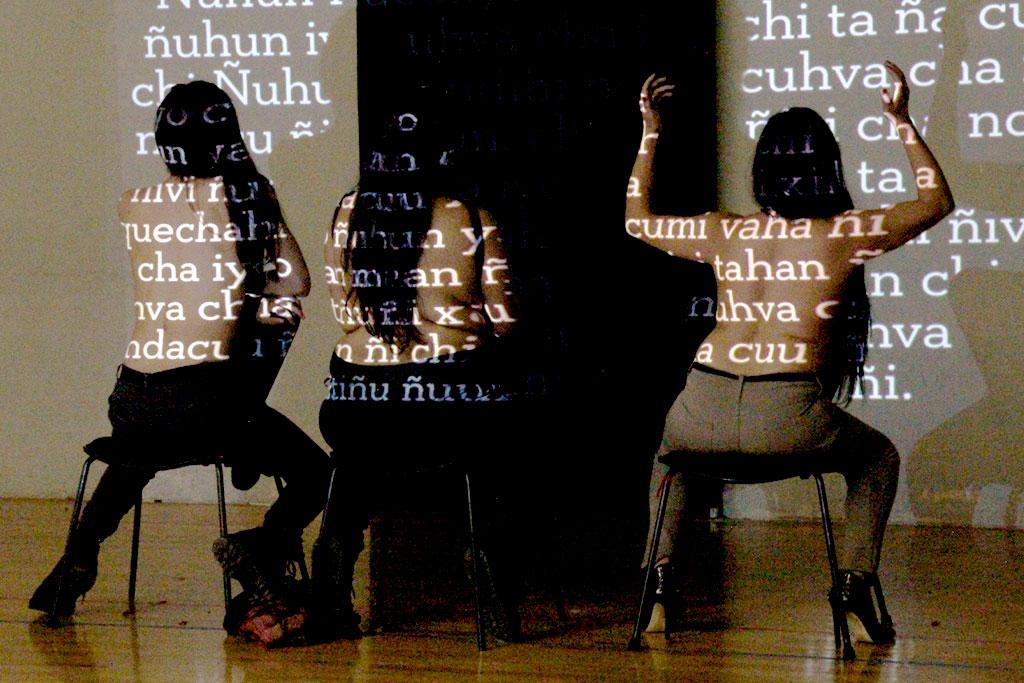 Tránsitos/22: Reunir, reparar, reconstruir. Racismo y procesos artísticos.